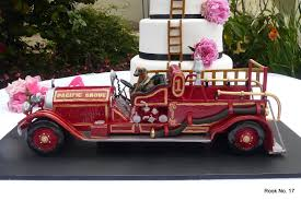 firetruck cake jennuine by rook no 17 the vintage truck cake project