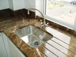 Marble City Kitchens Kitchen Counter Tops Kitchens Worktops - Marble kitchen sinks