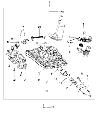 valve body u0026 related parts for 2010 jeep liberty