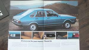 1979 vw b1 passat estate passed her mot retro rides