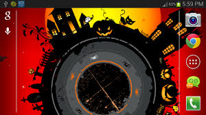 live halloween wallpaper halloween live wallpaper android apps on google play