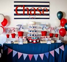 anchor baby shower ideas with the many recent pirate and nautical themed shows