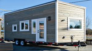 tiny house on wheels spacious modern bright small home design