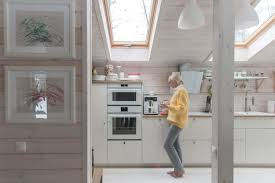 Average Cost Per Square Foot To Build A House In Tennessee 2016 Airy Modern Prefab Cabin Was Built For 80 000 Curbed