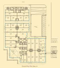 office block floor plans office space in jasola prithvi estates