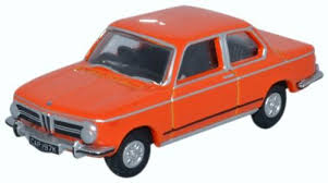bmw 2002 model car oxford diecast bmw 2002 colorado orange