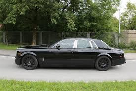 roll royce phantom custom next generation rolls royce phantom spied for the first time