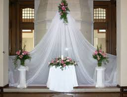 wedding altar ideas wedding ceremony altar decorations ideas utrails home design