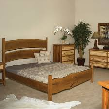 denver bed u2013 solid maple u0026 metal legs 88440 mm