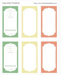 free soap labels u0026 candle labels biz starter kit but you can use