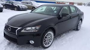 used 2015 lexus gs 350 new black 2015 lexus gs 350 4dr sdn awd executive package review