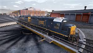 train simulator the u201cdo everything u201d diesel train simulator