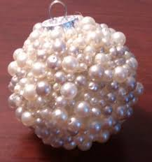 make these with glue and clear ornaments made 18 of