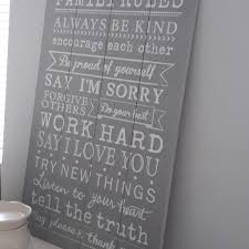 house rules design ideas new wall art for the kitchen houserules homedecor renovation diy