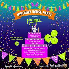 hojoko birthday house party 08 29 17