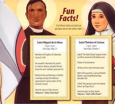Prayer To St Therese The Little Flower - preview glory stories st miguel de la mora and st therese