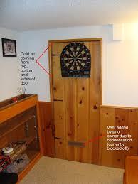 most interesting insulated basement door insulate your basement