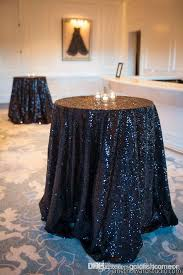 tablecloth for 48 round table new arrived black sequin tablecloth 48 inch round table cloth party