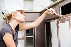 what of paint works best on cabinets can you use exterior paint on kitchen cabinets home
