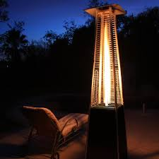Patio Heater Wont Light by Amazon Com Garden Radiance Grp4000bk Dancing Flames Pyramid