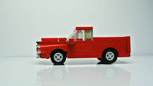 Vintage Ford Truck Mirrors - lego ideas pickup truck