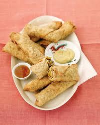 asian appetizers martha stewart