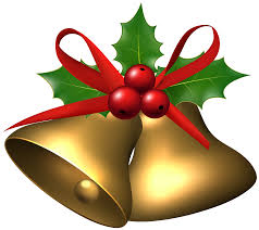 large christmas bells with holly png clip art image gallery