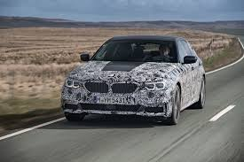first drive 2017 bmw 5 series prototype automobile magazine