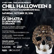 halloween at the w hotel tickets sat oct 29 2016 at 9 00 pm
