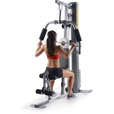 70 Home Gym Design Ideas Gold U0027s Gym Xrs 50 Home Gym With High And Low Pulley System