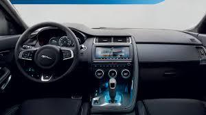 gallery 2018 jaguar e pace interior autoweek