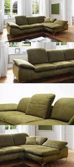bruno remz sofa polsterecke wahlweise mit bettfunktion und armlehnenverstellung