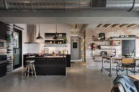 cuisine style loft industriel cuisine style loft attachante modele cuisines cuisine style loft