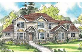 Craftsman House Plans With Walkout Basement by European House Plans Withal European House Plan Westchase 30 624