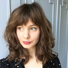 just above the shoulder haircuts with layers 70 brightest medium length layered haircuts and hairstyles