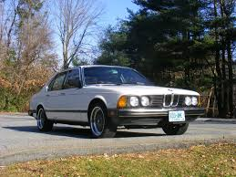 rare manual 1983 bmw 733i for sale german cars for sale blog