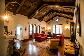 Roosevelt Lodge Dining Room The Lodge On Little St Simons Island Saint Simons Island