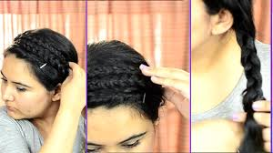 easy u0026 quick summer hairstyle for college or work delhi fashion