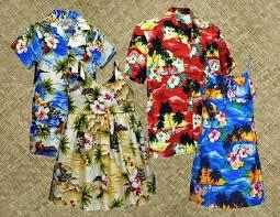 aloha hawaiian shirts for men and hawaiian dresses for women