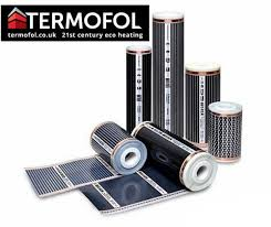 electric infrared underfloor heating mat 220w m laminate