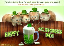 a st s day family wish free family ecards greeting