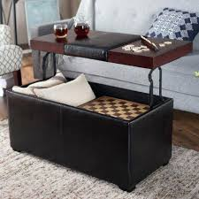 Storage Ottoman Upholstered Lift Top Coffee Table Living Lift Top Upholstered Storage