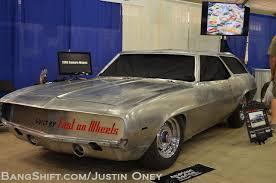 badass camaro bangshift com genius or sacrilege a 1969 camaro station wagon