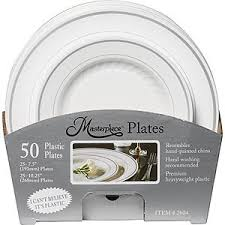wedding dinner plates plastic plates and utensils on sale at costco weddings planning