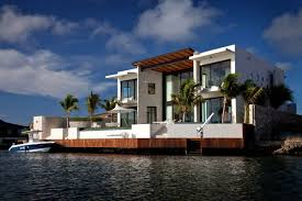 waterfront house plans beachfront home designs home deco plans