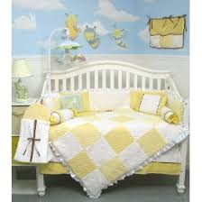 Blue And Yellow Crib Bedding Baby Bedding And Infant Crib Sets For The New Nursery Bedding