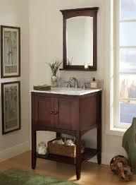 Open Shelf Bathroom Vanities Small Bathroom Solutions From Sagehill Bathroom Vanities