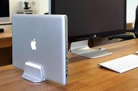 mac laptop holder for desk macbook desk stand laptop mobile lap desk stand apple mac desk stand