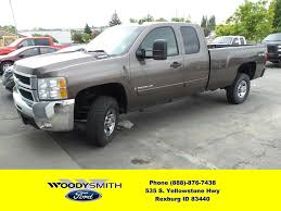 used 2008 chevrolet silverado for sale at woody smith ford used