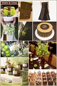 best 25 green brown wedding ideas on brown wedding